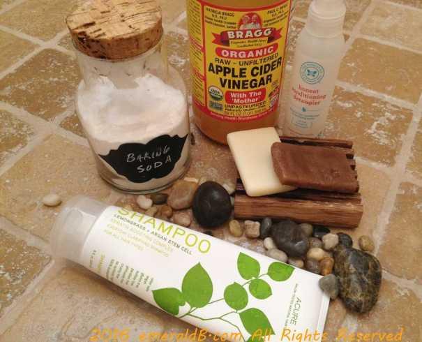 Natural Hair Detox Products