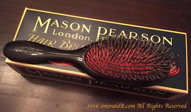 Mason Pearson Boar Bristle Brush