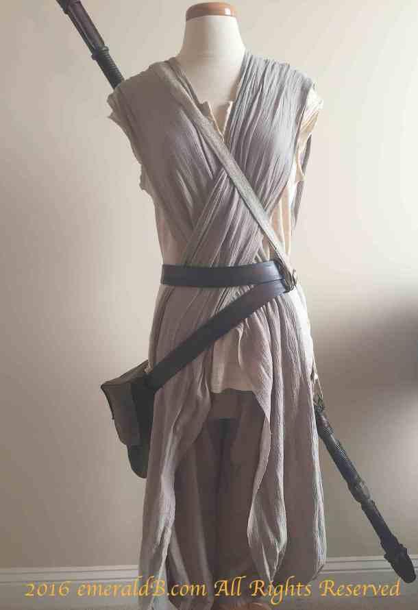Rey's Costume