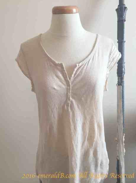 Rey's Henley Shirt