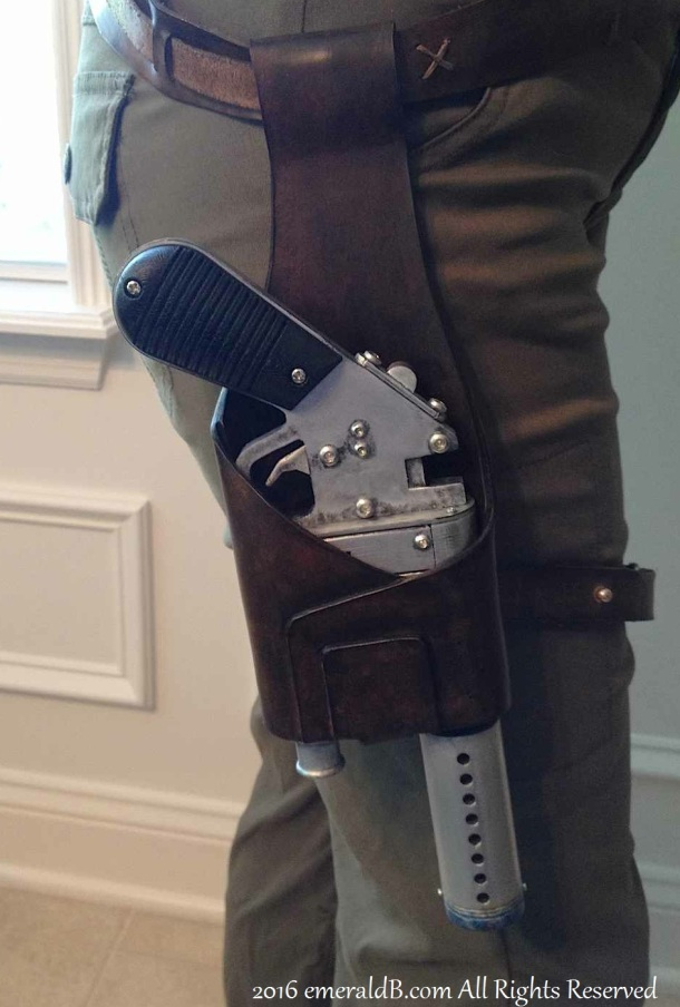 Rey Costume Holster