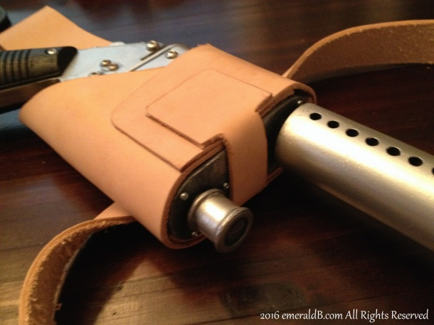 Rey Holster Leather