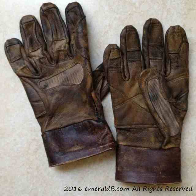 Rey Costume Gloves