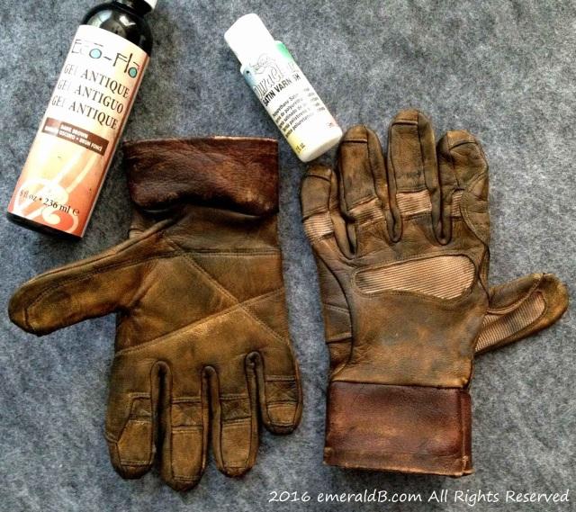 Rey Gloves Dye