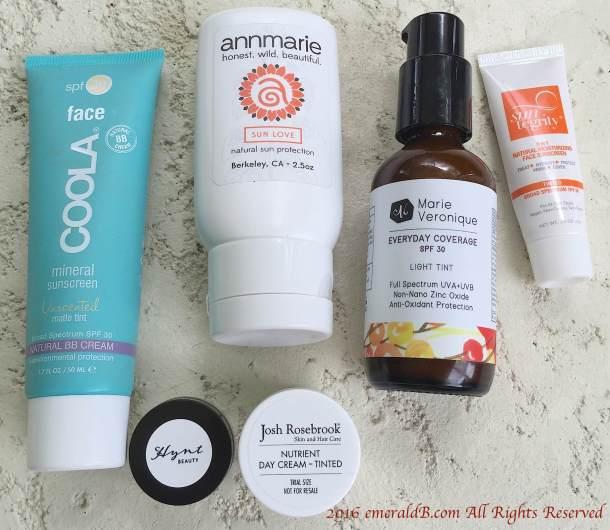 Natural Facial Sunscreen