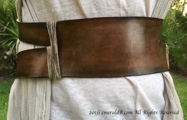 Rey Belt Side View