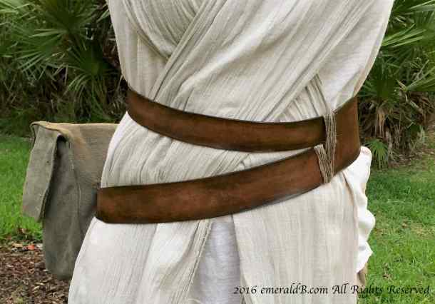 rey costume belt 2