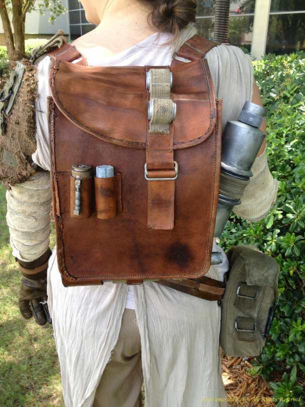Rey Costume Backpack