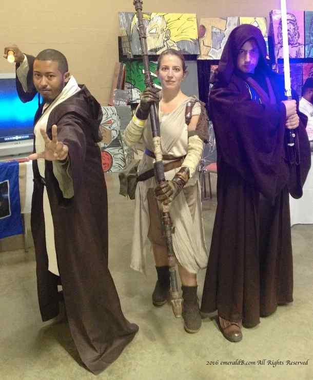 Rey Jedi Costumes