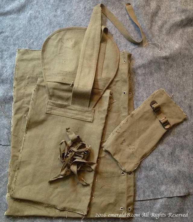 rey canvas bag