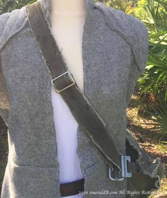 Rey Bag Front