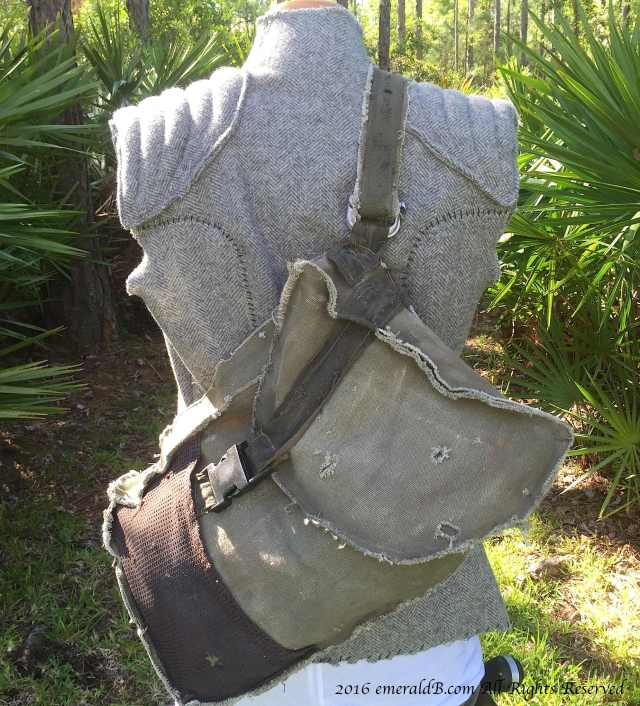 rey resistance costume bag