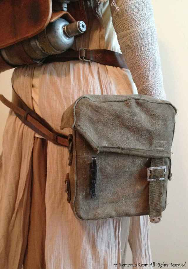 Rey Costume Hip Bag Pouch