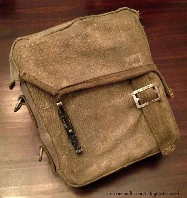 Rey Costume Pouch