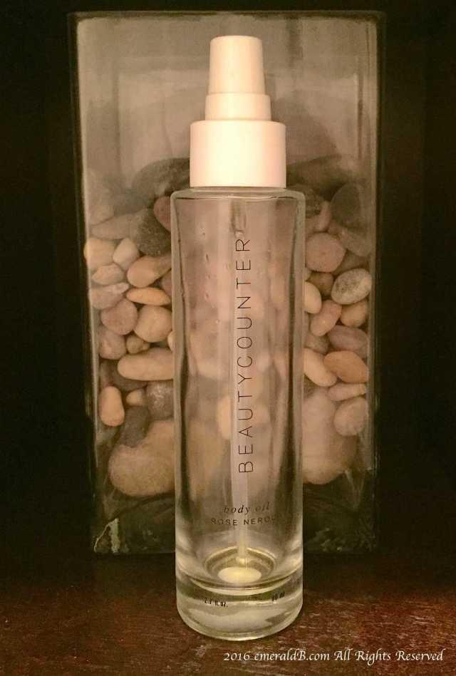 Beauty Count Rose Neroli Body Oil