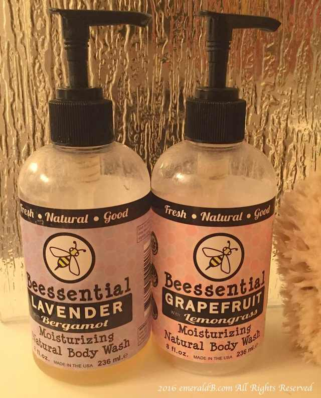 Beessential Body Wash