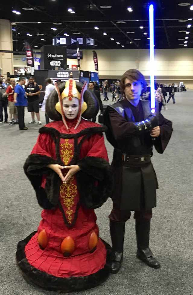 Anakin Padme
