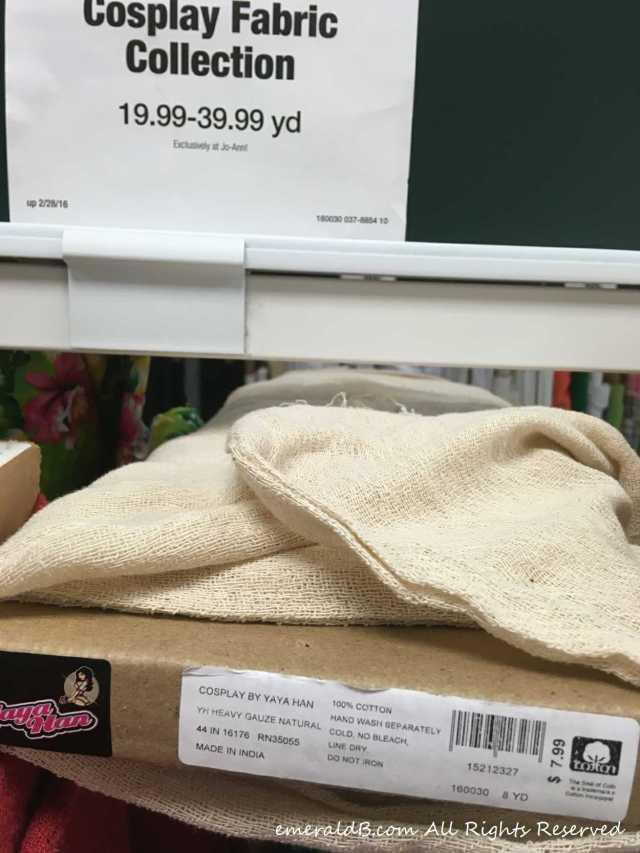Rey Headwrap Fabric