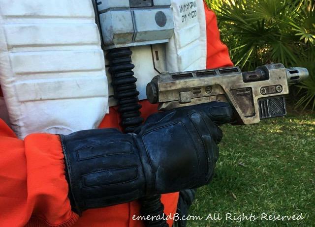 TFA X-Wing Pilot Gloves